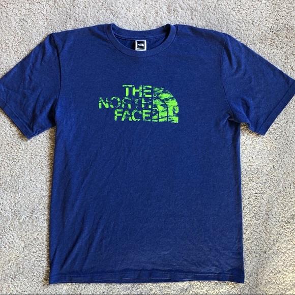 4697aeeb7 North Face Short-Sleeve Half Dome Tri-Blend Tee